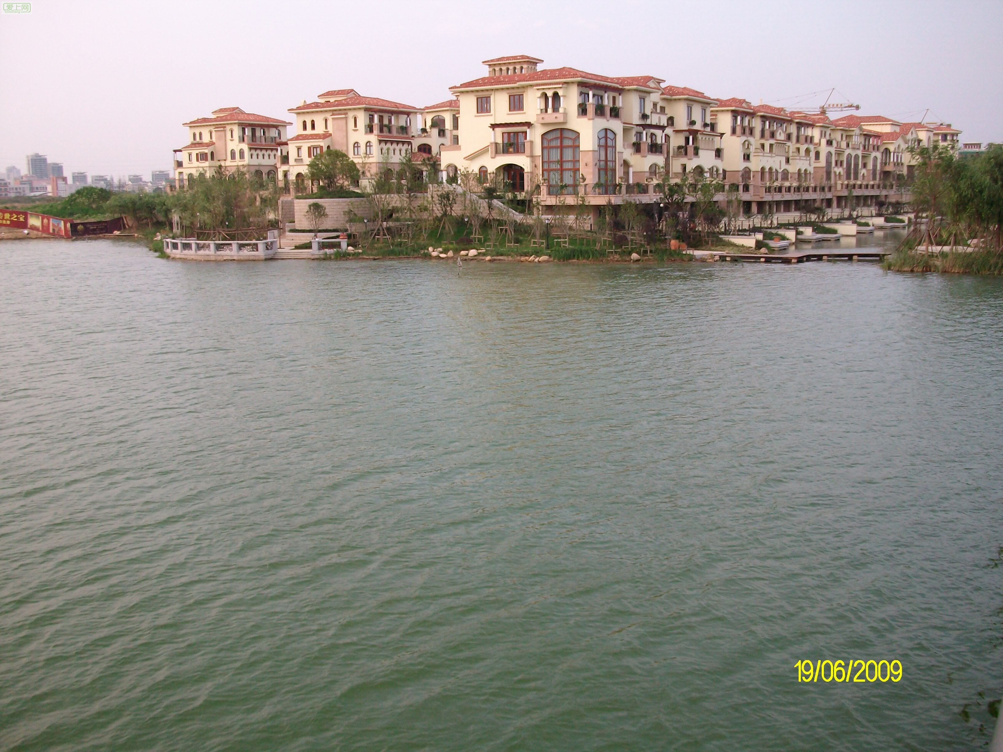 暨陽湖一號西班牙風情高檔花園別墅區