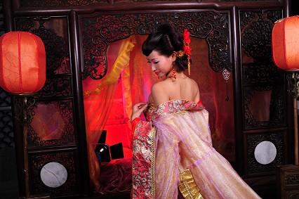*大美堂摄影* 最新中国风主题--《红妆》