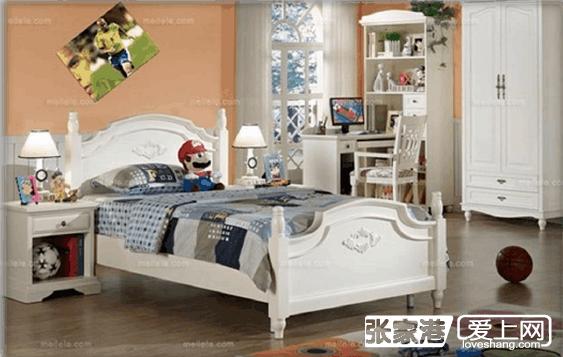 上下铺儿童房装修图 上下铺装修效果图 儿童房间装修效果图