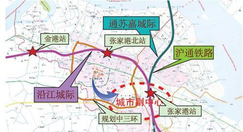 州市域轨道交通规划图 常熟段