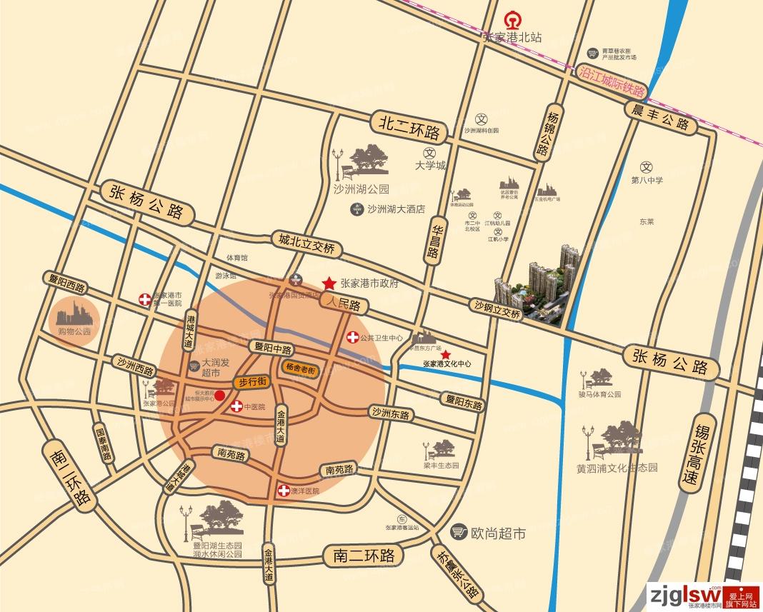 地图 设计图 效果图 1068_857