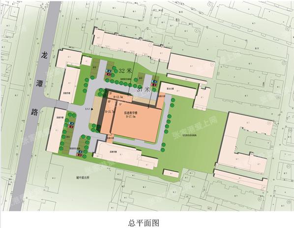 为进一步较强城市规划的监督管理,强化公众监督和公众参与,根据《中华人民共和国城乡规划法》的要求,现对由张家港市老年大学建设的《张家港老年大学新建教学楼规划方案》进行批前公示。具体公式内容为:本项目规划设计方案总平面图,效果图。 公示时间为10天(2014年4月24日2014年5月3日),凡与本建设项目有利害关系的公民、法人以及其他组织对公示内容持有异议,在公示期间可向张家港市规划局反映(需提供有效身份证件及相关产权证明)。