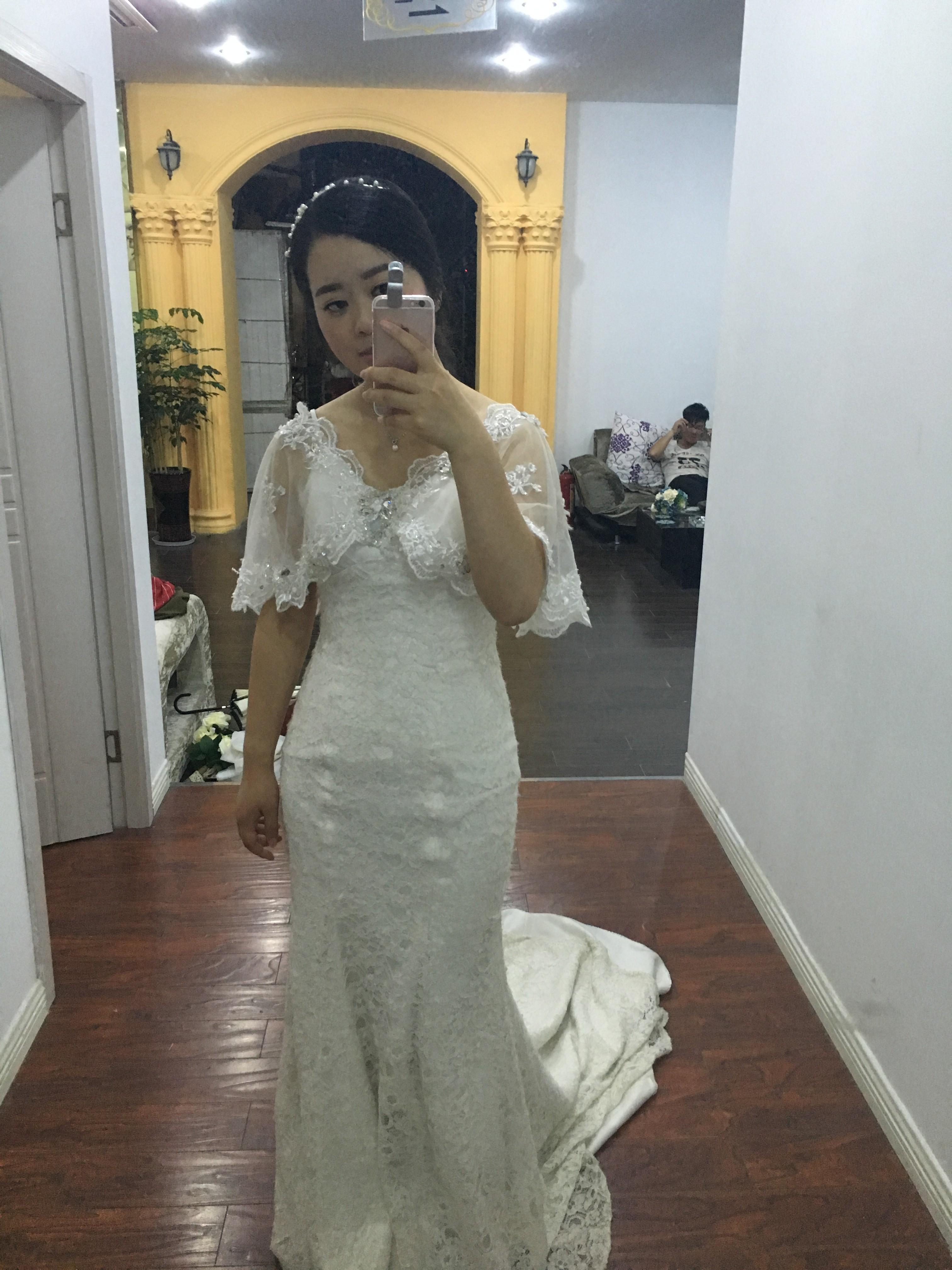 当地婚纱花絮