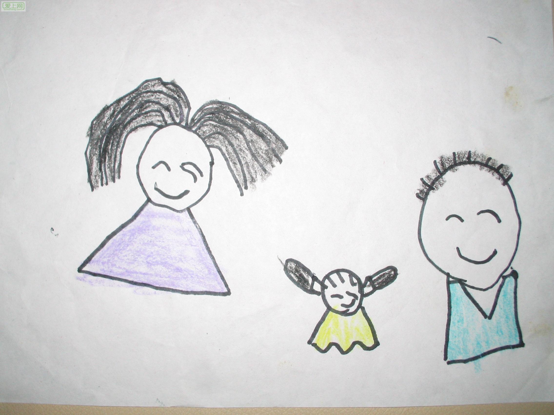 儿童画 简笔画 手绘 线稿 420 272