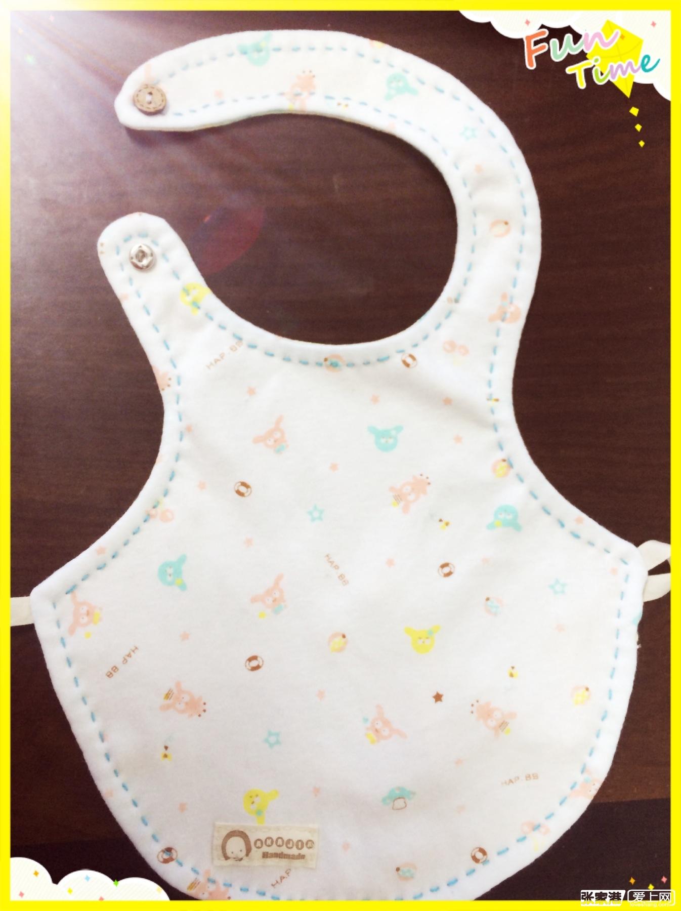孕期新爱好 手工缝制宝宝的小物件