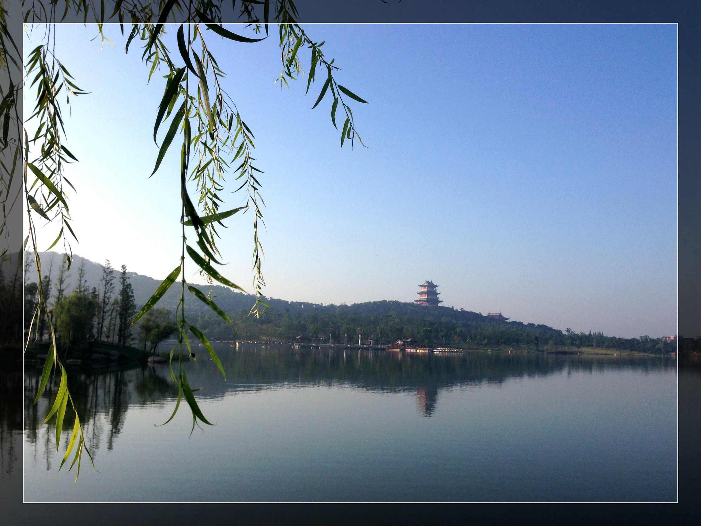 苹果6splus壁纸江南风景