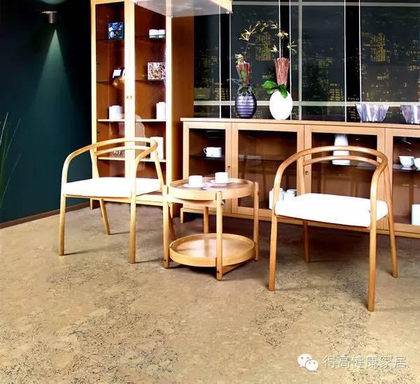 00平 得高软木地板各种装修风格效果图 得高地板 张家港爱上网
