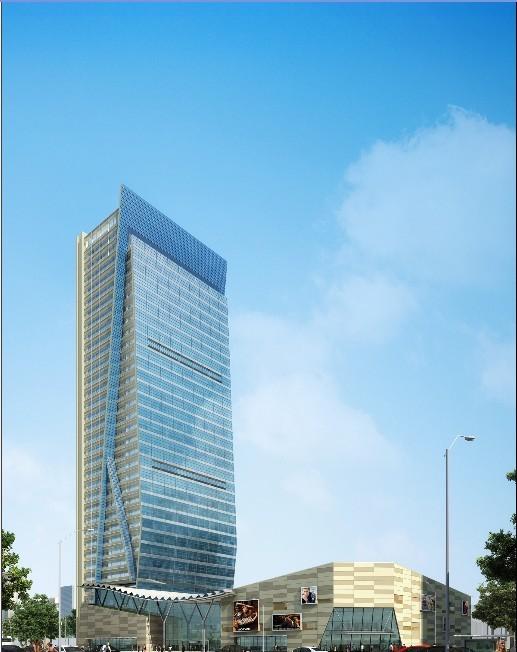 建设纪实--- 张家港金茂创业大厦 150m