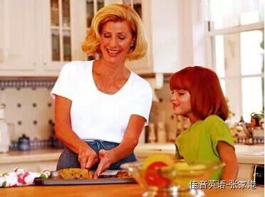 """""""当孩子感觉做家务就像玩游戏那么有趣时,他们一定会喜欢."""